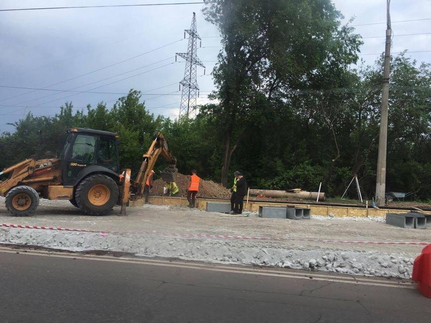 Мэр проверил, как идет ремонт дороги в Кривом Роге, на которую область выделила 65 миллионов (ФОТО), фото-11