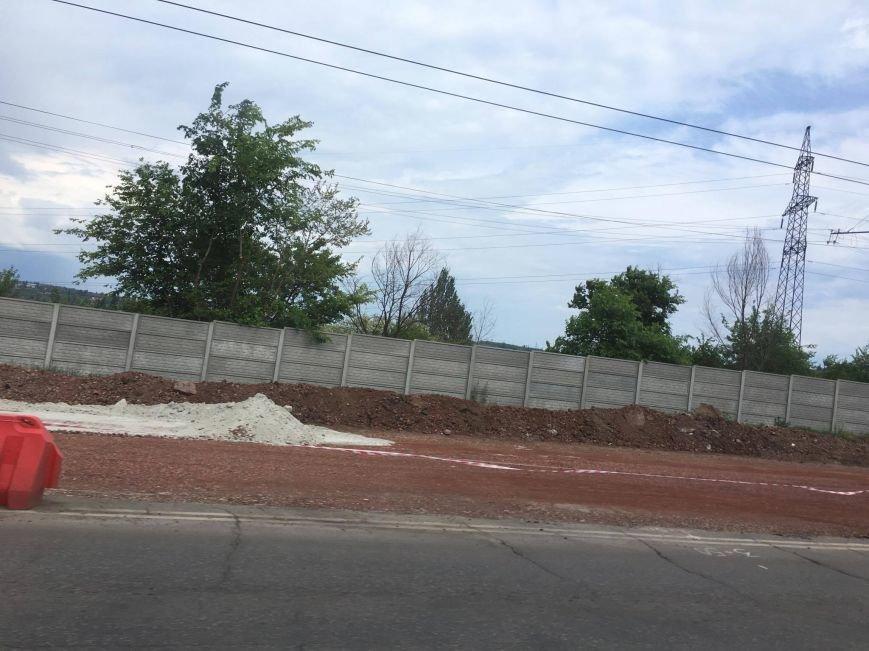 Мэр проверил, как идет ремонт дороги в Кривом Роге, на которую область выделила 65 миллионов (ФОТО), фото-4