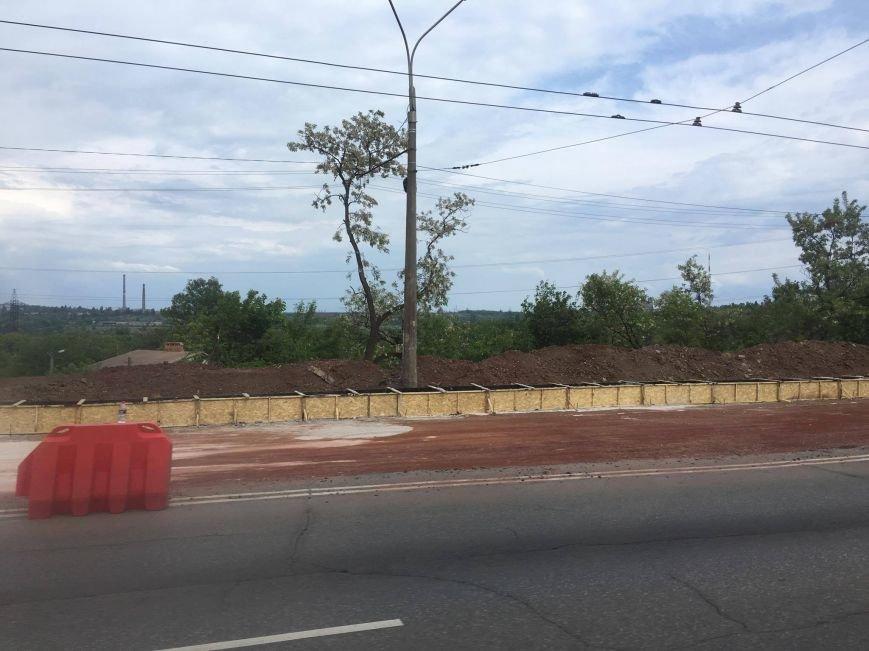 Мэр проверил, как идет ремонт дороги в Кривом Роге, на которую область выделила 65 миллионов (ФОТО), фото-3