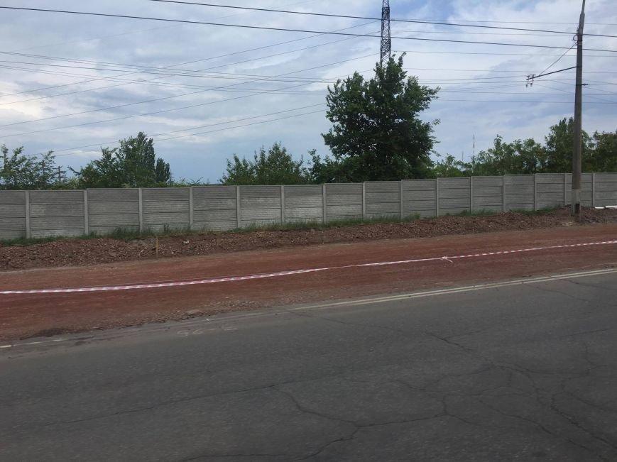 Мэр проверил, как идет ремонт дороги в Кривом Роге, на которую область выделила 65 миллионов (ФОТО), фото-5