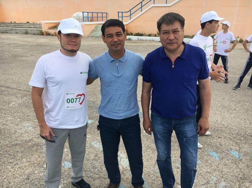 "Жители Актау стали призерами ""Зеленого марафона"". Видео, фото-15"