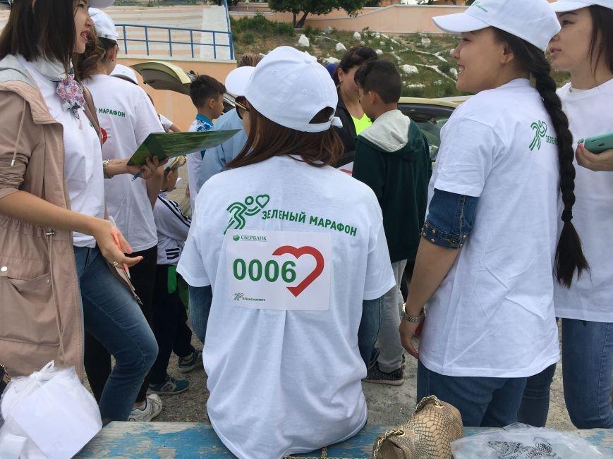 "Жители Актау стали призерами ""Зеленого марафона"". Видео, фото-9"