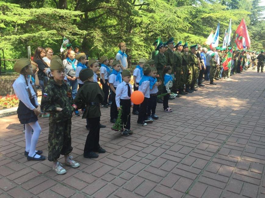 В Симферополе День пограничника отпраздновали показом военной техники и оружия (ФОТОФАКТ), фото-6