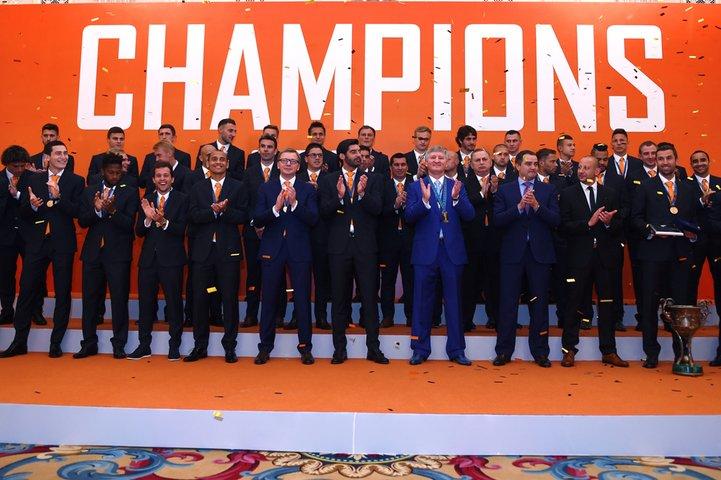 «Шахтер» наградили золотыми медалями чемпионата (ФОТО), фото-5