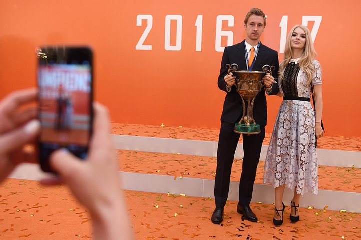 «Шахтер» наградили золотыми медалями чемпионата (ФОТО), фото-6