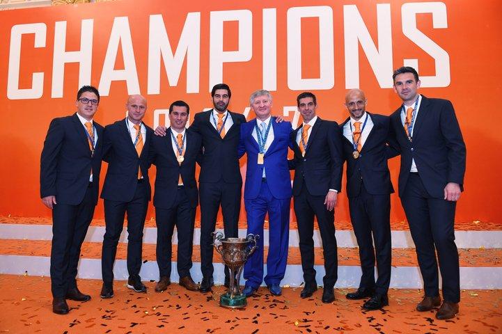 «Шахтер» наградили золотыми медалями чемпионата (ФОТО), фото-2