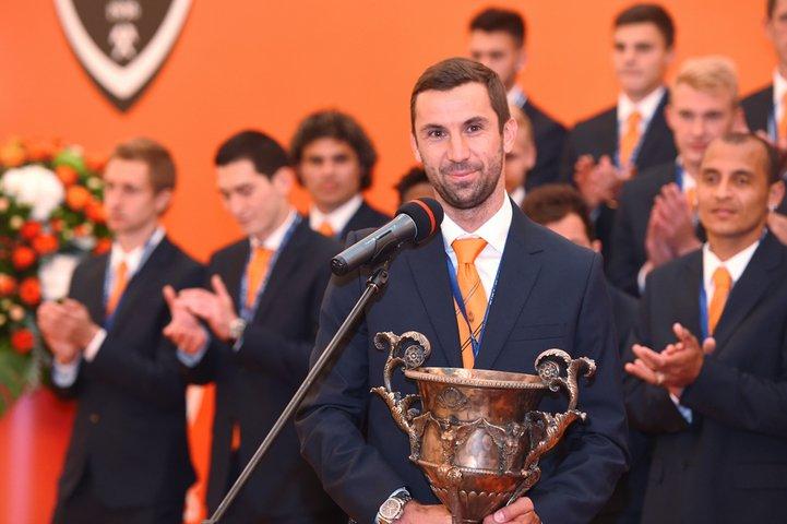 «Шахтер» наградили золотыми медалями чемпионата (ФОТО), фото-4