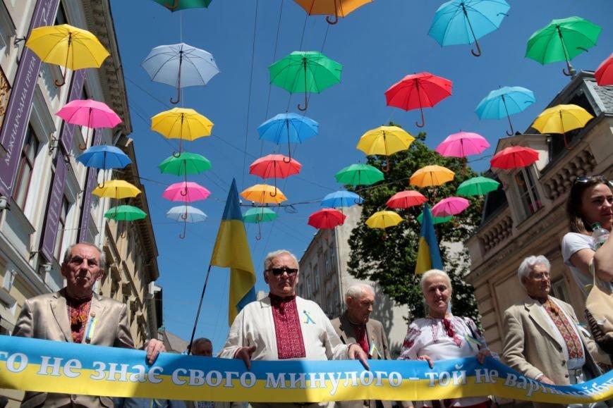 Свято Героїв у Львові відзначили урочистою ходою: як це було (ФОТО), фото-11