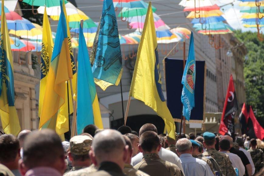 Свято Героїв у Львові відзначили урочистою ходою: як це було (ФОТО), фото-15