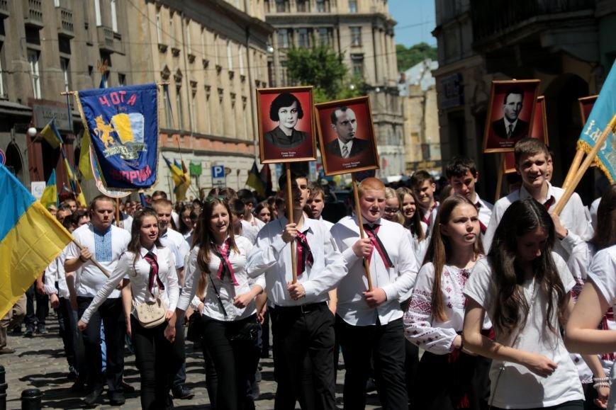 Свято Героїв у Львові відзначили урочистою ходою: як це було (ФОТО), фото-18