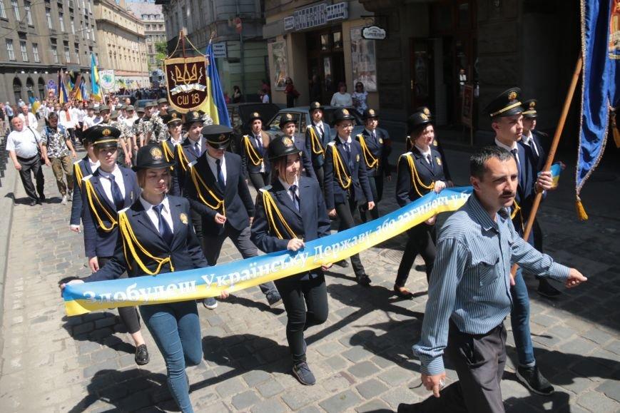 Свято Героїв у Львові відзначили урочистою ходою: як це було (ФОТО), фото-16