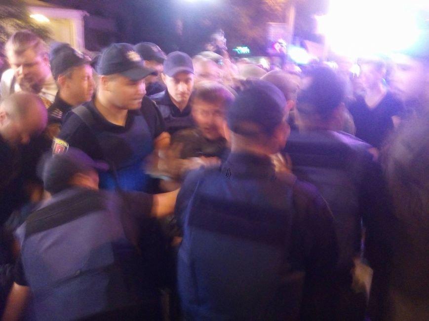 Пикетирование концерта Лободы в одесской Аркадии обернулось потасовкой (ФОТО, ВИДЕО), фото-1