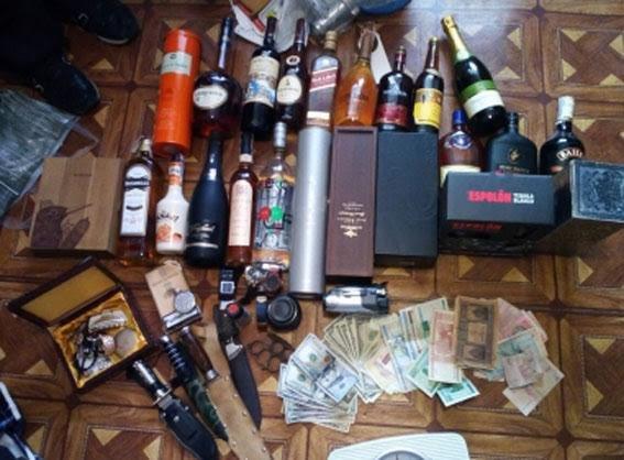 Под Кременчугом задержали авторитетного вора из Мариуполя (ФОТО), фото-1