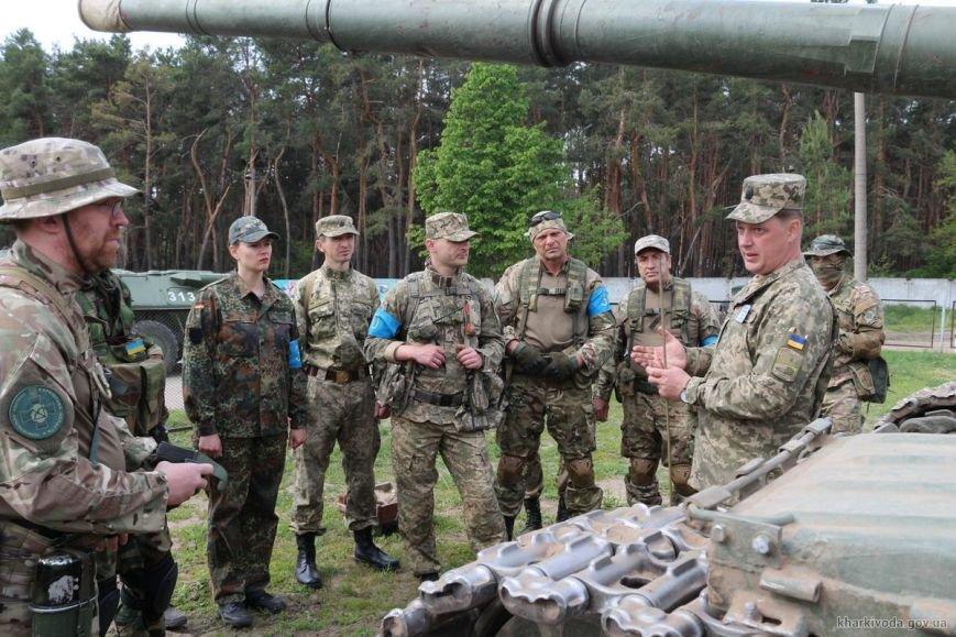 На Харьковщине провели практические занятия с отрядами территориальной обороны (ФОТО), фото-2