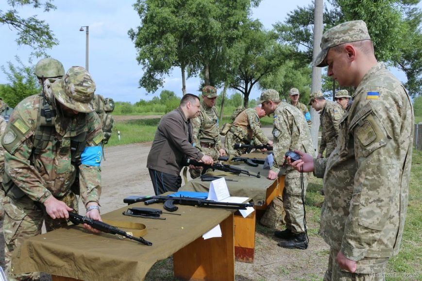 На Харьковщине провели практические занятия с отрядами территориальной обороны (ФОТО), фото-3
