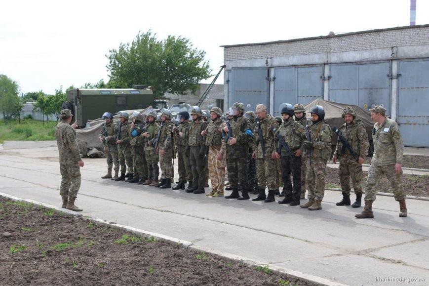 На Харьковщине провели практические занятия с отрядами территориальной обороны (ФОТО), фото-1