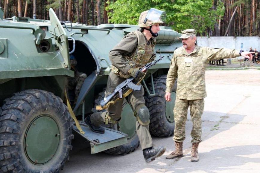 На Харьковщине провели практические занятия с отрядами территориальной обороны (ФОТО), фото-5