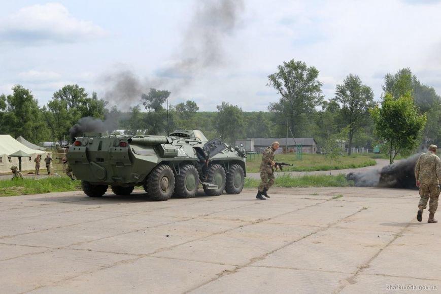 На Харьковщине провели практические занятия с отрядами территориальной обороны (ФОТО), фото-4