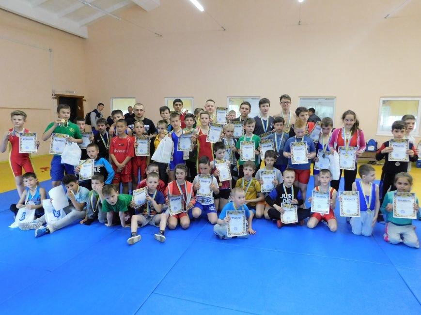 У Покровську пройшов відкритий Чемпіонат міста з вільної боротьби, фото-1