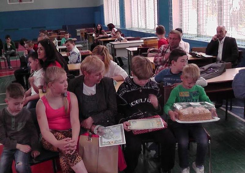 В Кременчуге состоялся шахматный турнир для детей от 8 до 14 лет (ФОТО), фото-1