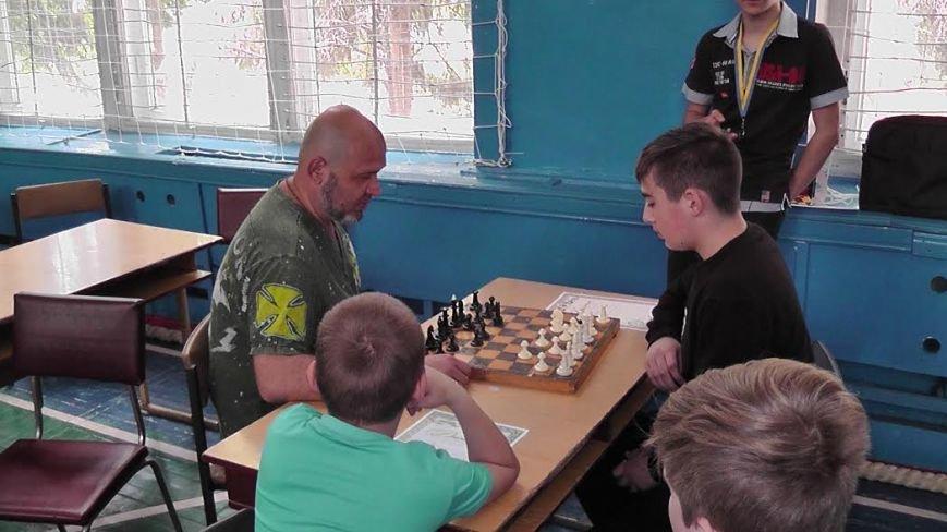 В Кременчуге состоялся шахматный турнир для детей от 8 до 14 лет (ФОТО), фото-3