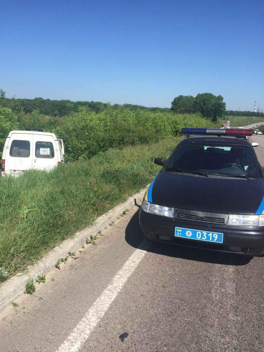 Школьный автобус вез детей на ВНО и попал в ДТП в Харьковской области: пострадали два человека (ФОТО), фото-1