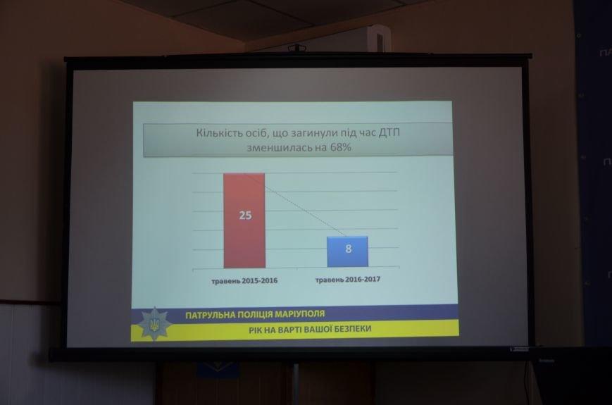 В Мариуполе возросло число ДТП, но снизилось количество смертей, фото-1