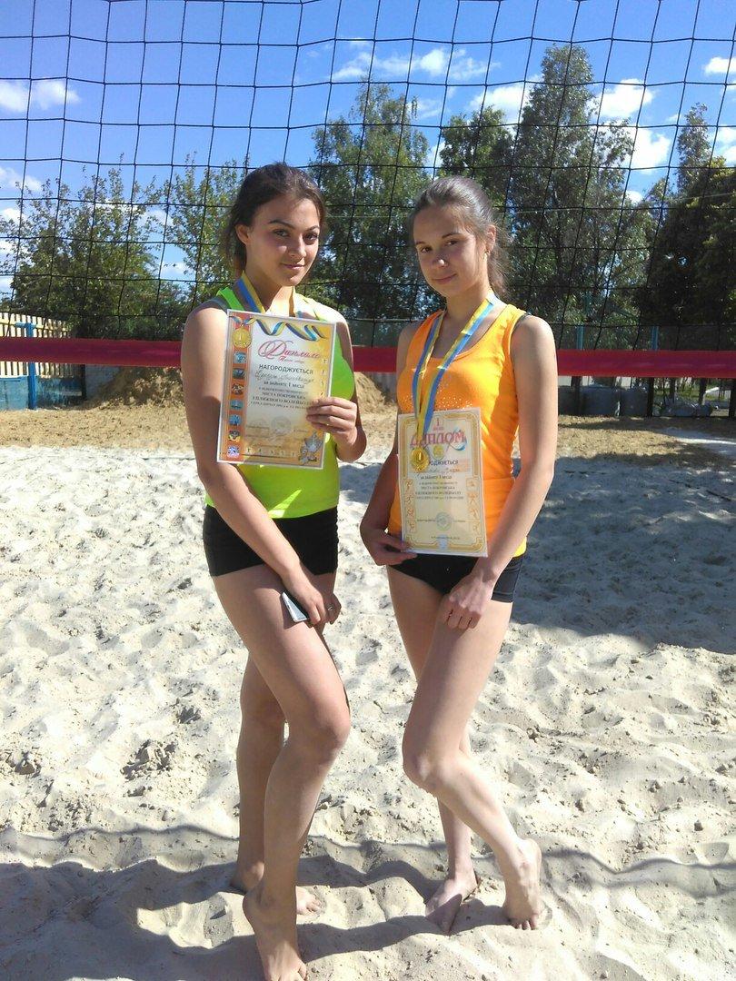 В Родинском состоялось первенство ДЮСШ Покровска по пляжному волейболу среди девушек, фото-2