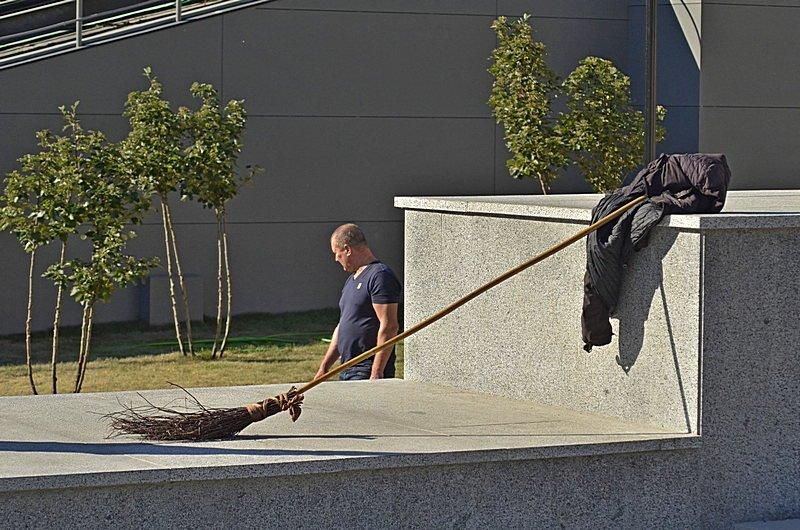 Новый одесский парк облюбовали бескультурные собаководы (ФОТО), фото-9