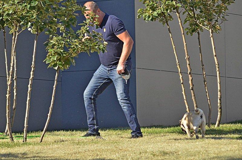Новый одесский парк облюбовали бескультурные собаководы (ФОТО), фото-8