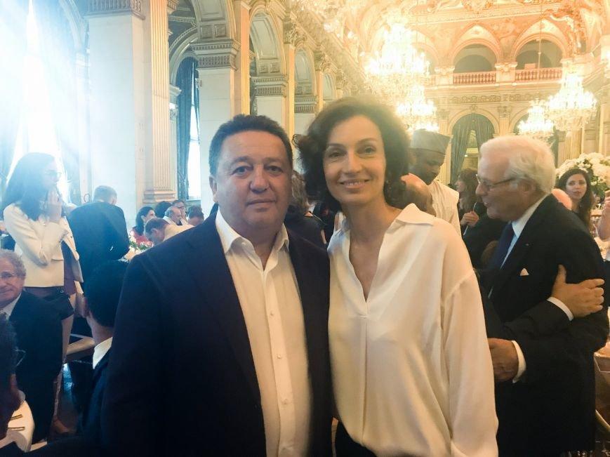 Александр Фельдман обсудил в мэрии Парижа проблемы построения толерантного общества, фото-1