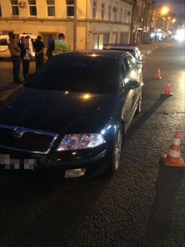Пешеход спровоцировал ДТП в Харькове: один пострадавший (ФОТО), фото-2
