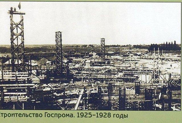 Кости мамонта, и жилище лошадей: как в Харькове строили первый советский небоскреб (ФОТО), фото-2