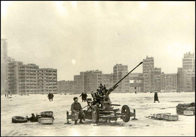 Кости мамонта, и жилище лошадей: как в Харькове строили первый советский небоскреб (ФОТО), фото-1