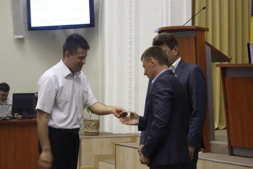 В запорожском горсовете появился новый депутат,  - ФОТО, фото-2