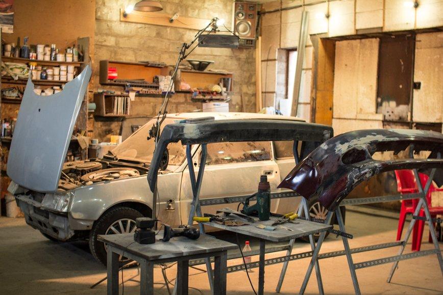 """""""Когда она завелась - я заплакал"""": история запорожца, который 8 лет собирал BMW 30-х годов, фото-11"""