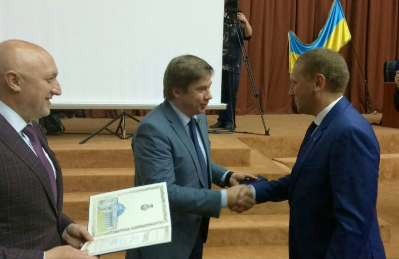 Мэр Кременчуга Виталий Малецкий награждён грамотой Верховной Рады Украины, фото-1