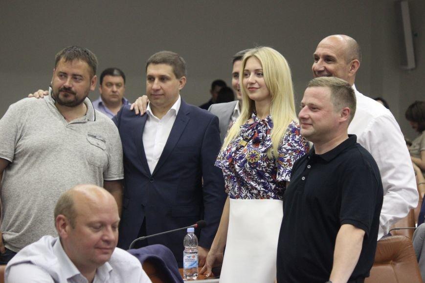 Сессия Запорожского горсовета в 45 фотографиях, фото-15