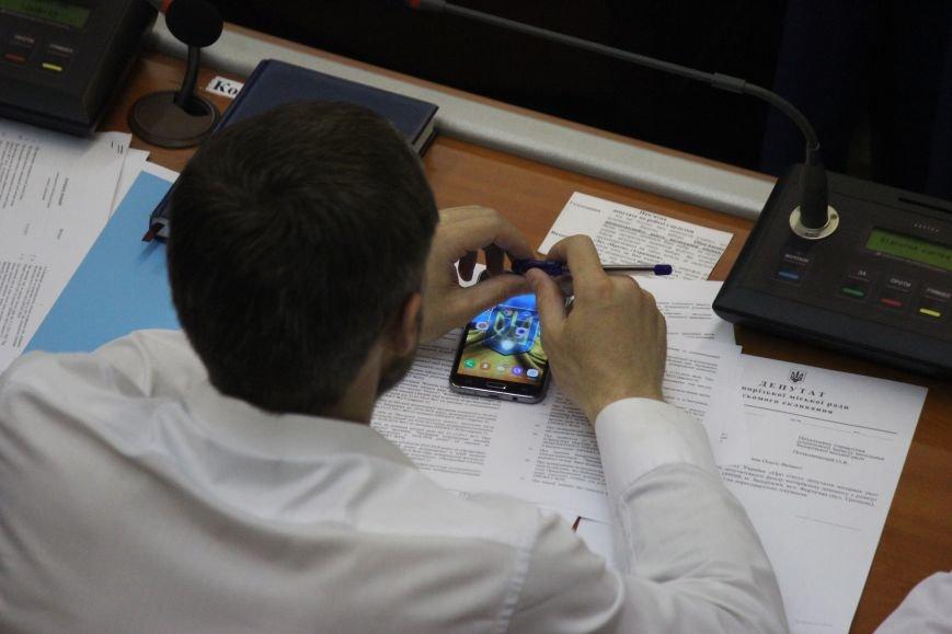 Сессия Запорожского горсовета в 45 фотографиях, фото-43