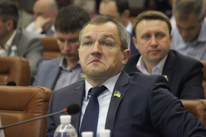 Сессия Запорожского горсовета в 45 фотографиях, фото-30