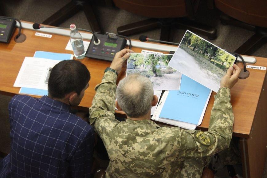 Сессия Запорожского горсовета в 45 фотографиях, фото-41