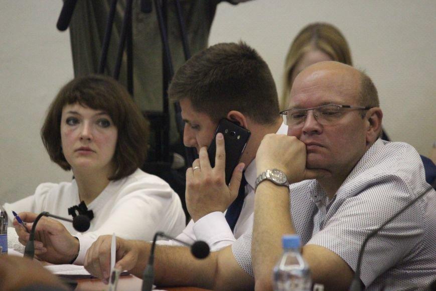 Сессия Запорожского горсовета в 45 фотографиях, фото-32