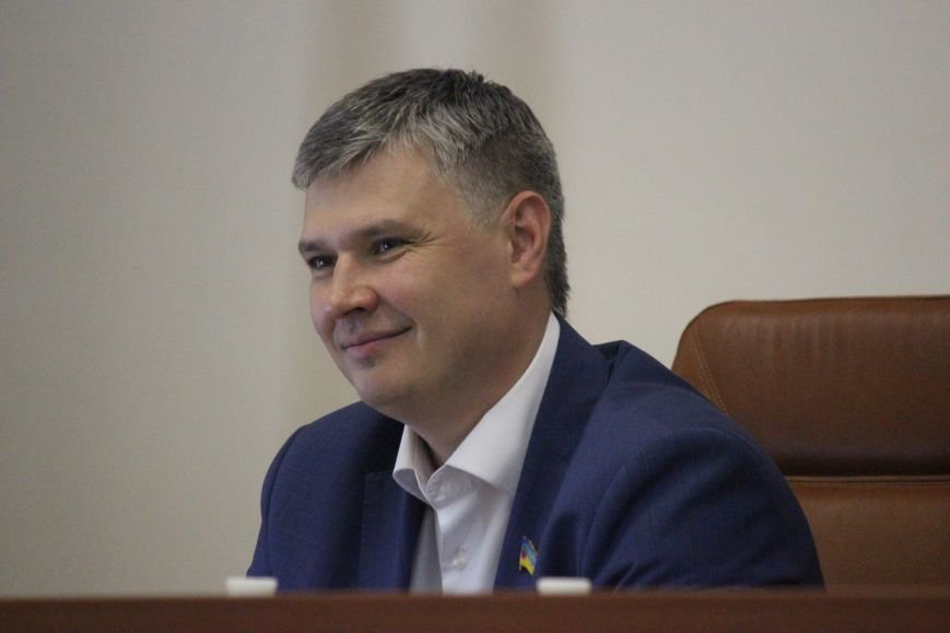 Сессия Запорожского горсовета в 45 фотографиях, фото-35