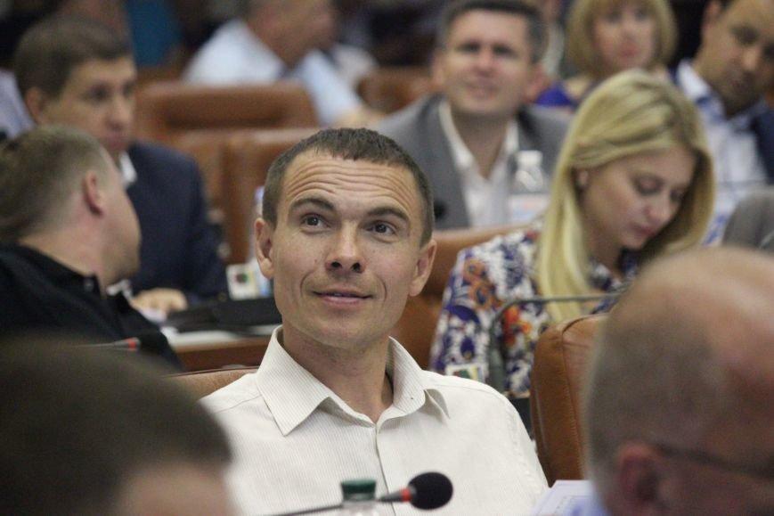Сессия Запорожского горсовета в 45 фотографиях, фото-37