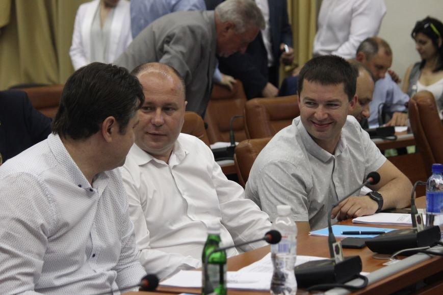 Сессия Запорожского горсовета в 45 фотографиях, фото-3