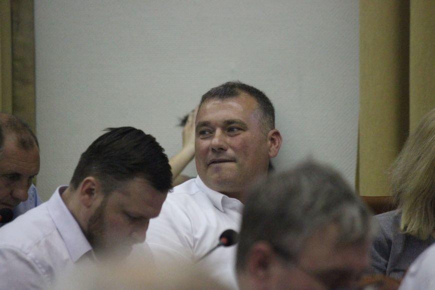 Сессия Запорожского горсовета в 45 фотографиях, фото-38