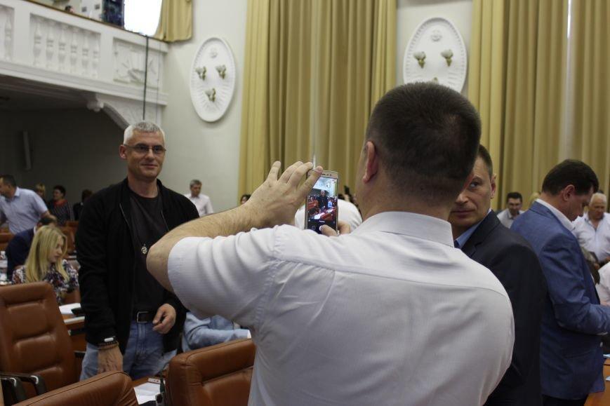 Сессия Запорожского горсовета в 45 фотографиях, фото-1