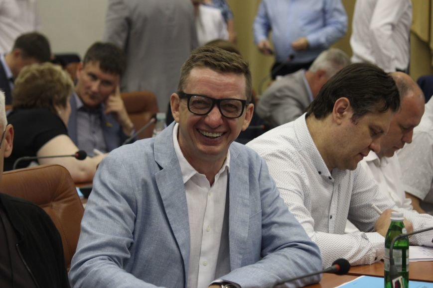 Сессия Запорожского горсовета в 45 фотографиях, фото-6