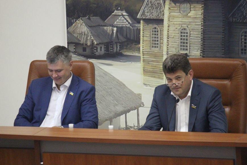 Сессия Запорожского горсовета в 45 фотографиях, фото-45