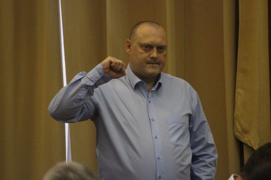 Сессия Запорожского горсовета в 45 фотографиях, фото-7